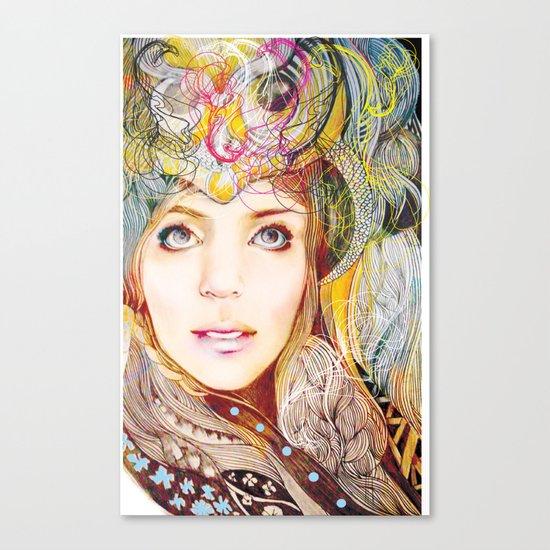 Nasimeh Canvas Print