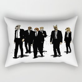 Reservoir Dawgs Rectangular Pillow