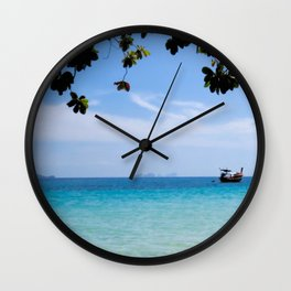 A little bit of heaven Wall Clock