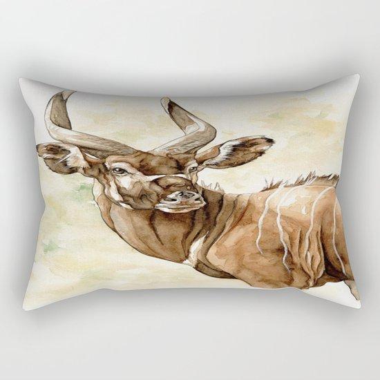 Africa01 Rectangular Pillow