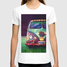 Peacemobile- by Kerian Babbitt Massey T-shirt