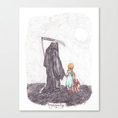 Transvectio Canvas Print