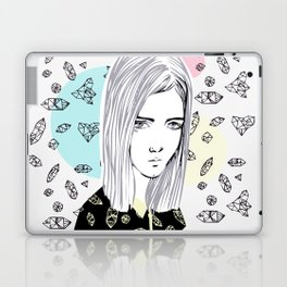 you are my geometric desire... Laptop & iPad Skin