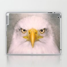 Portrait of an Eagle Laptop & iPad Skin