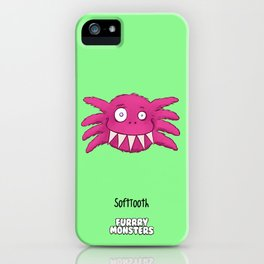 Soft Tooth iPhone Case