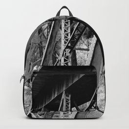 Railroad #Society6  #decor #buy art Backpack