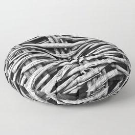 Madeira Basket Ride Floor Pillow