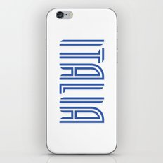 Italia/Italy iPhone & iPod Skin