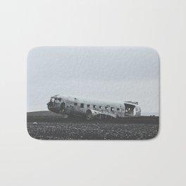 Sólheimasandur Plane Wreck, Iceland Bath Mat