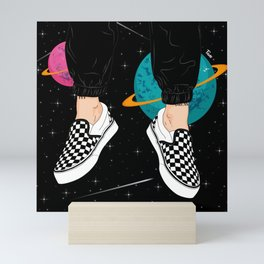 Fly To Your Dream Mini Art Print
