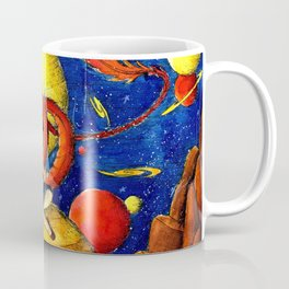 Dragon friend Coffee Mug