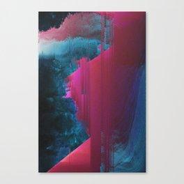 J0URN3Y Canvas Print