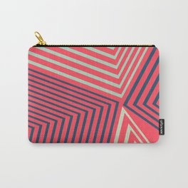 Geometric Design No1 Carry-All Pouch