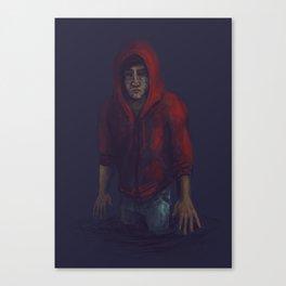 Tangata Whenua Canvas Print