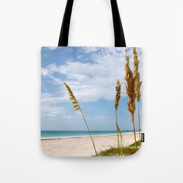 Mark Your Piece of Paradise Tote Bag