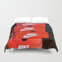 nike Duvet Covers featuring Nike by I Love Decor