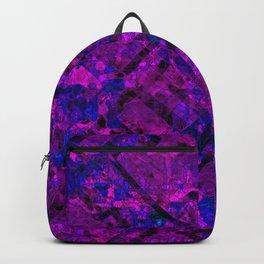Vitrage (Purple) Backpack