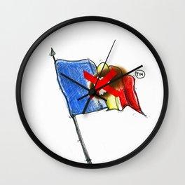 Timisoara '89 Wall Clock
