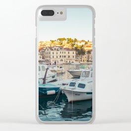Hvar 1.2 Clear iPhone Case
