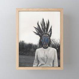 Beauty is in the eye of the beholder Framed Mini Art Print