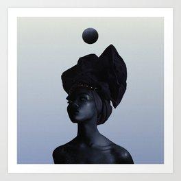 Onyx Art Print