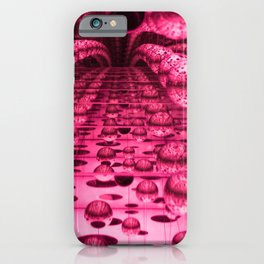 Pink Infinity iPhone Case