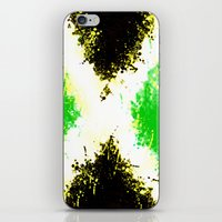 jamaica iPhone & iPod Skins featuring Jamaica dream by seb mcnulty