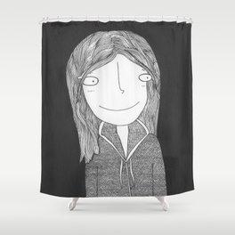 Clementine Kruczynski Shower Curtain