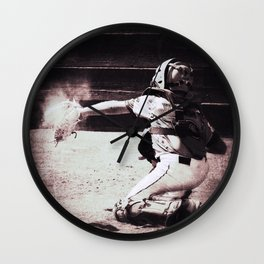 Catch 2 Wall Clock
