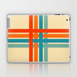 Retro Cross 02 Laptop & iPad Skin