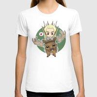 thranduil T-shirts featuring  Thranduil by YattaGiulia