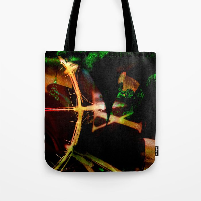 Arc of Time Tote Bag