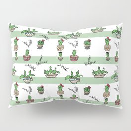 Cacti, cactus, graphic Pillow Sham