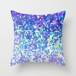 Glitter Graphic G209 Throw Pillow