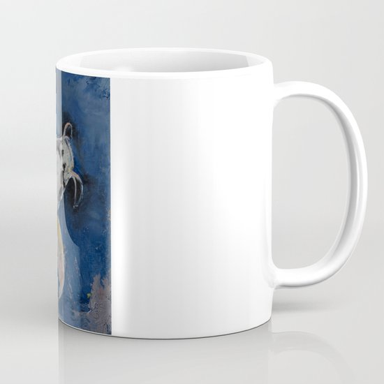 Dragon Koi Coffee Mug
