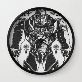 Legend of Zelda Ganondorf the Wicked Wall Clock