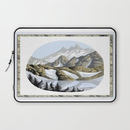 AN ALPINE LAKE Laptop Sleeve