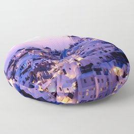 Santorini Night Floor Pillow