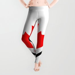 Love Canada Leggings