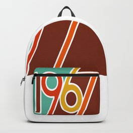 VINTAGE 1967 Pop Art by BruceALMIGHTY Backpack