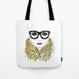 Alicia Frank Custom Tote Bag