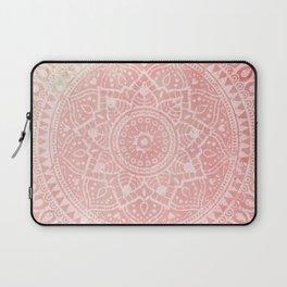 Pink Mandala Laptop Sleeve