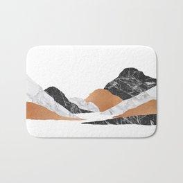 Marble Landscape II Bath Mat