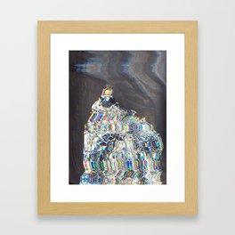 Galvanize Framed Art Print
