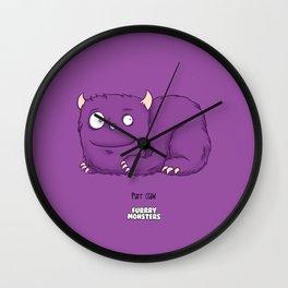 Purr Claw Wall Clock