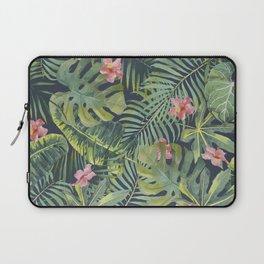Palm Leaves Pattern 13 Laptop Sleeve