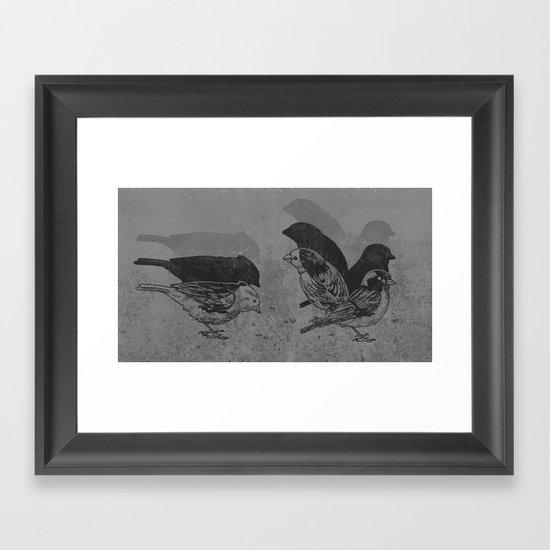 Stop Motion  Framed Art Print
