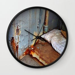 Ye Olde Pillow Place Wall Clock