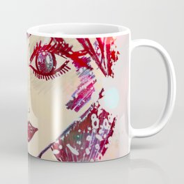 Be A Mermaid and Make Waves Coffee Mug