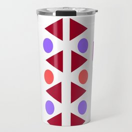 Jeweled Aztec Travel Mug